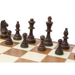Wegiel 木製チェスセット トーナメントNo.6 52cm 8