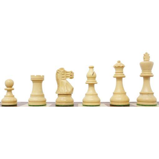 チェスジャパン チェス駒 クラシック・スタントン 97mm 3