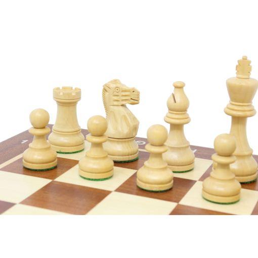 チェスジャパン チェス駒 クラシック・スタントン 97mm 7
