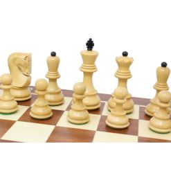 チェスジャパン チェス駒 ロシアン・スタントン 99mm 6