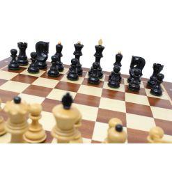 チェスジャパン チェス駒 ロシアン・スタントン 99mm 9