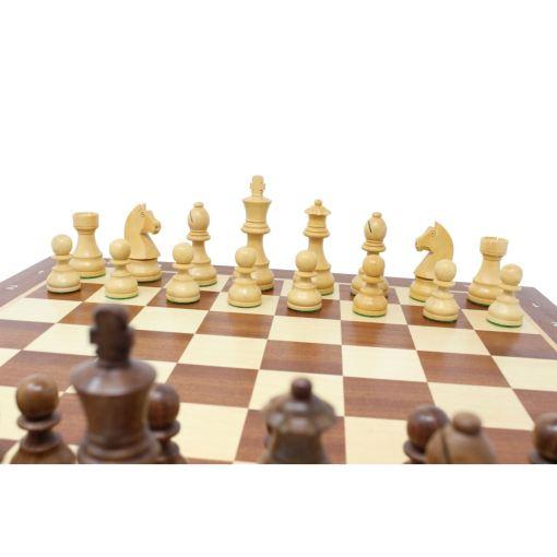 チェスジャパン チェス駒 スタンダード・スタントン 96mm 5