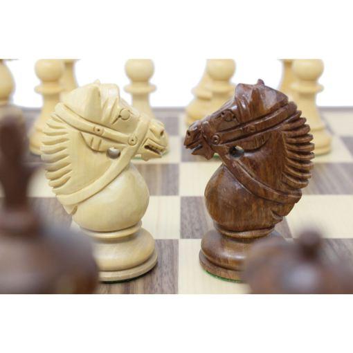 チェスジャパン チェス駒 オーソリティ 107mm 15