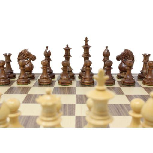 チェスジャパン チェス駒 オーソリティ 107mm 6