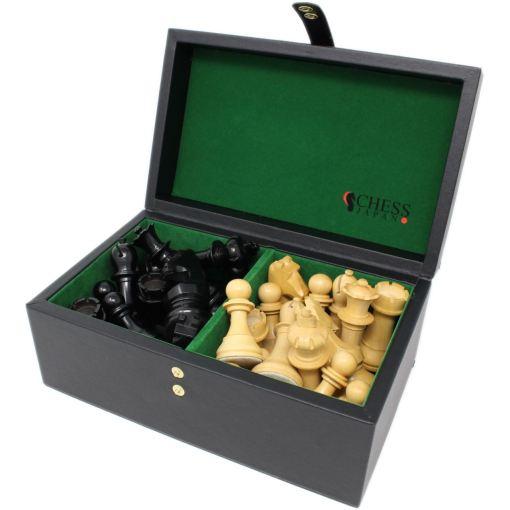 チェスジャパン チェス駒 チャンピオンシップ 96mm 16