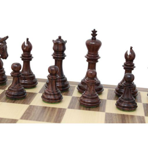 チェスジャパン チェス駒 エンパイア 96mm 6