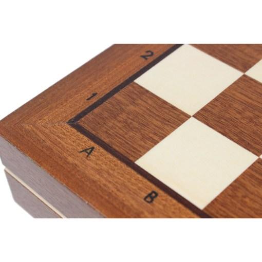 木製チェスセット オリンピアード 35cm 23