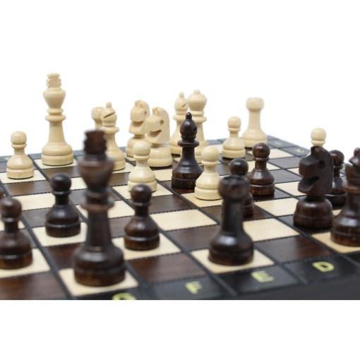 木製チェスセット スクール 27cm 20