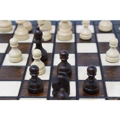 木製チェスセット スクール 27cm 21