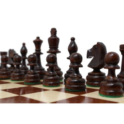 木製チェスセット トーナメントNo.4 15