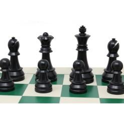 チェスセット ジャーマンナイト 95mm x スタンダード 51cm 6