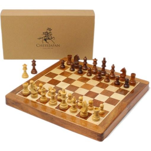 チェスジャパン チェスセット オリジン 31cm 磁石付 1