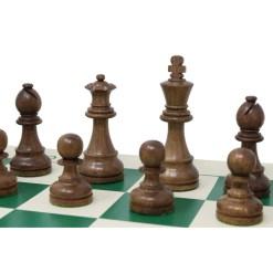 チェスジャパン チェス駒 スタンダード・スタントン 95mm 日本チェス連盟公式用具 7