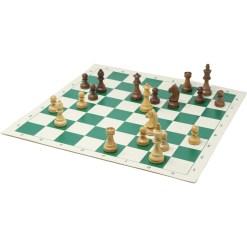 チェスジャパン チェス駒 スタンダード・スタントン 95mm 日本チェス連盟公式用具 13