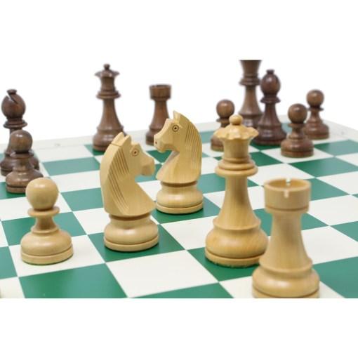 チェスジャパン チェス駒 スタンダード・スタントン 95mm 日本チェス連盟公式用具 29