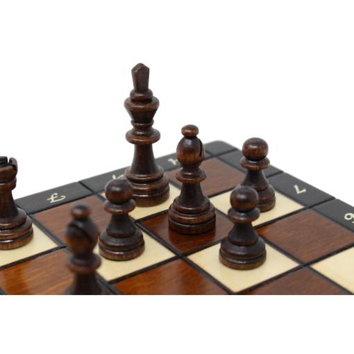 チェスセット プレミアム・マグネティック 27cm 16