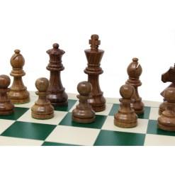 チェスジャパン チェスセット トーナメント 44cm 日本チェス連盟公式用具 4