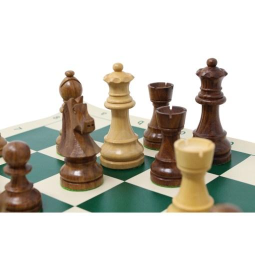 チェスジャパン チェスセット トーナメント 44cm 日本チェス連盟公式用具 12