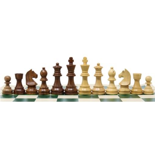 チェスジャパン チェスセット トーナメント 44cm 日本チェス連盟公式用具 19