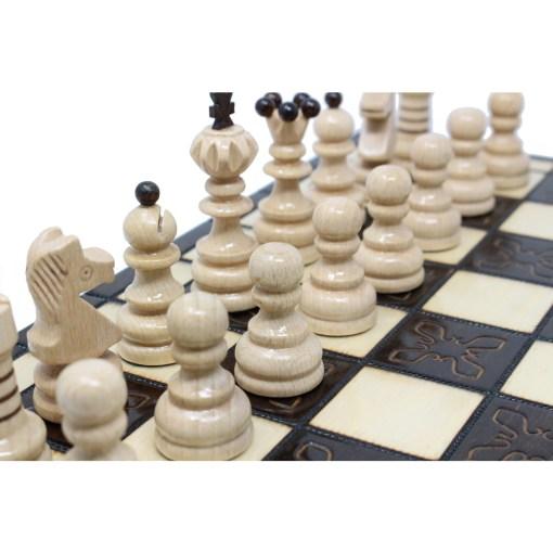 木製チェスセット クラクフ 42cm 14