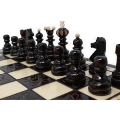 木製チェスセット クラクフ 42cm 16