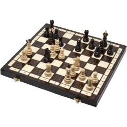 木製チェスセット クラクフ 42cm 17