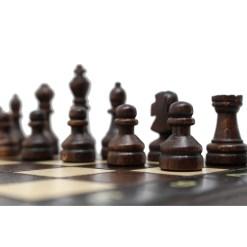 チェスジャパン 木製チェスセット オールドスクール 16
