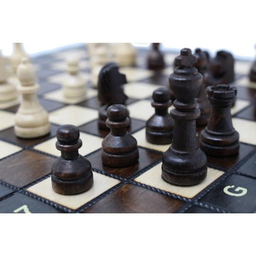 チェスジャパン 木製チェスセット オールドスクール 21