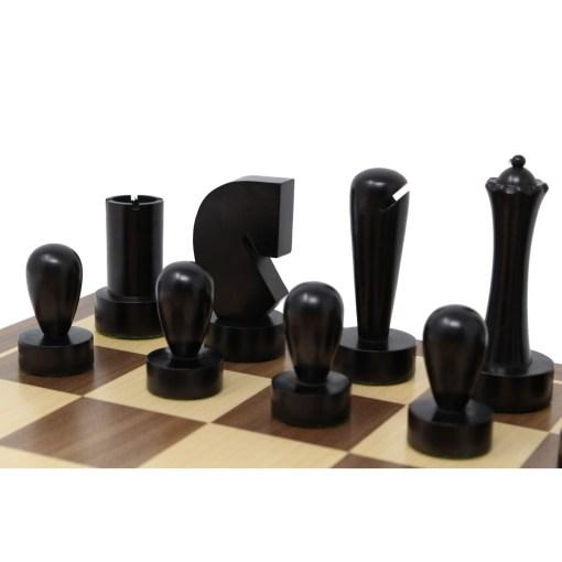 木製 チェス駒 ベルリーナー 96mm 7