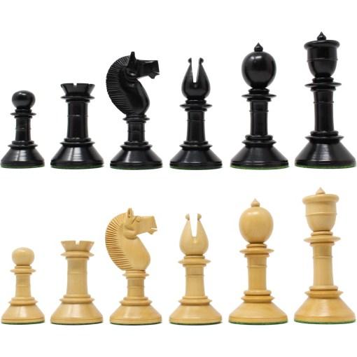 木製 チェス駒 エディンバラ 94mm 1