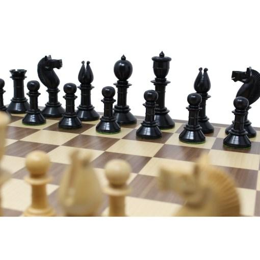 木製 チェス駒 エディンバラ 94mm 5