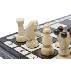 木製チェスセット ロード 31cm 7
