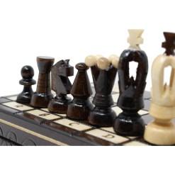 木製チェスセット ロード 31cm 20