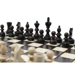 木製チェスセット オリンピアード 35cm クラシックA 8