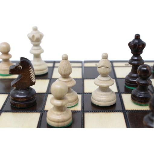 木製チェスセット オリンピアード 35cm クラシックA 16