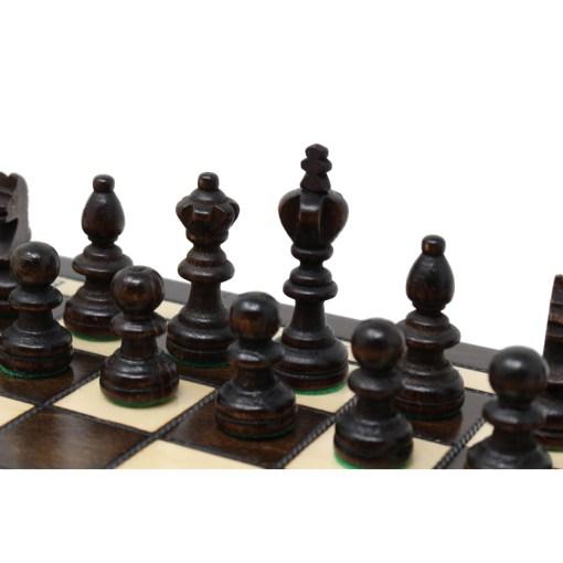 木製チェスセット オリンピアード 35cm クラシックB 9