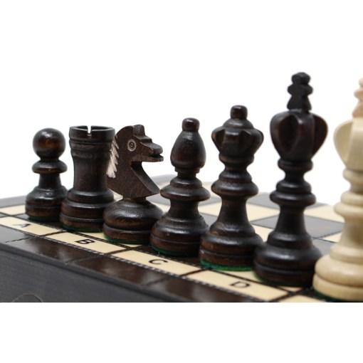 木製チェスセット オリンピアード 35cm クラシックB 21