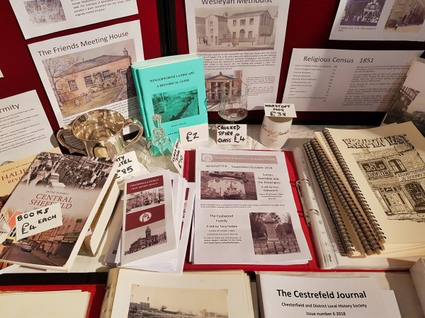 Chesterfield And District Local History Society Cadlhs