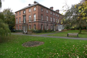 Tapton House Chesterfield George Stephenson