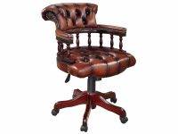 Captains swivel chair - Chesterfield Lounge