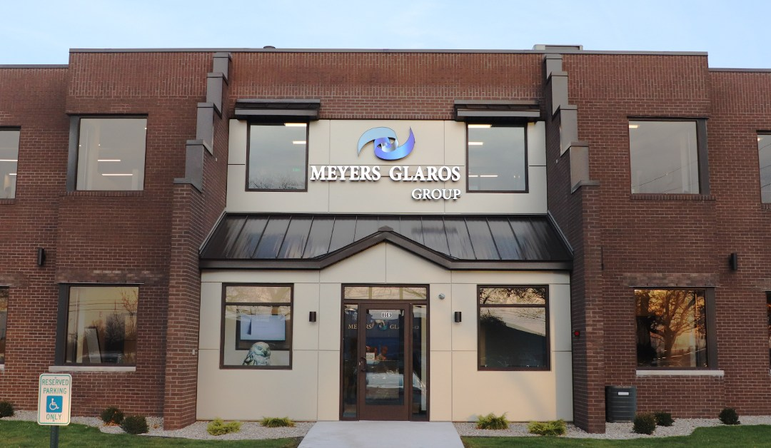 CHESTER, INC., JOINS FAMILY, FRIENDS, CLIENTS TO CELEBRATE OPENING OF MEYERS GLAROS GROUP IN MERRILLVILLE