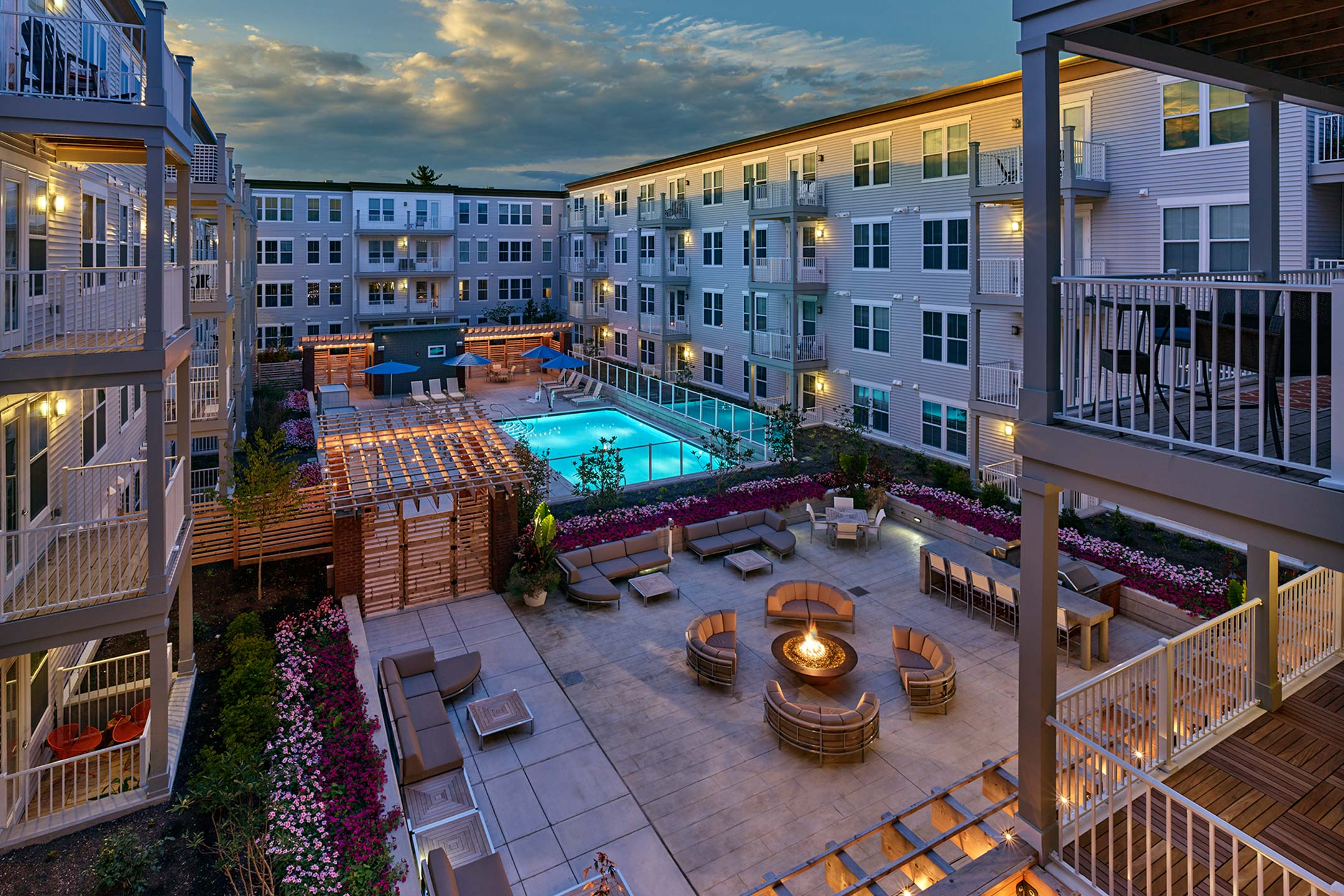 Chestnut Square  Luxury Apartments  West Chester PA