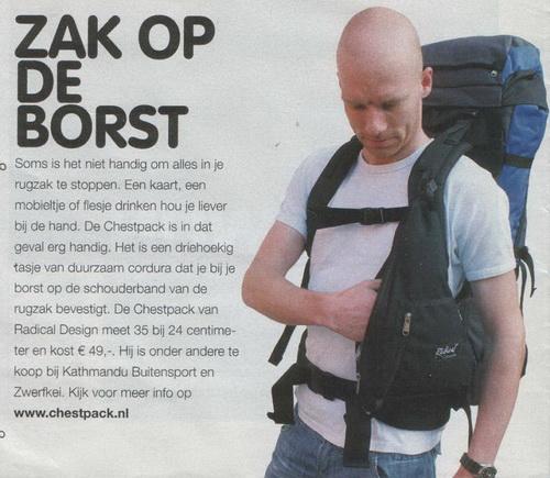 Chestpack
