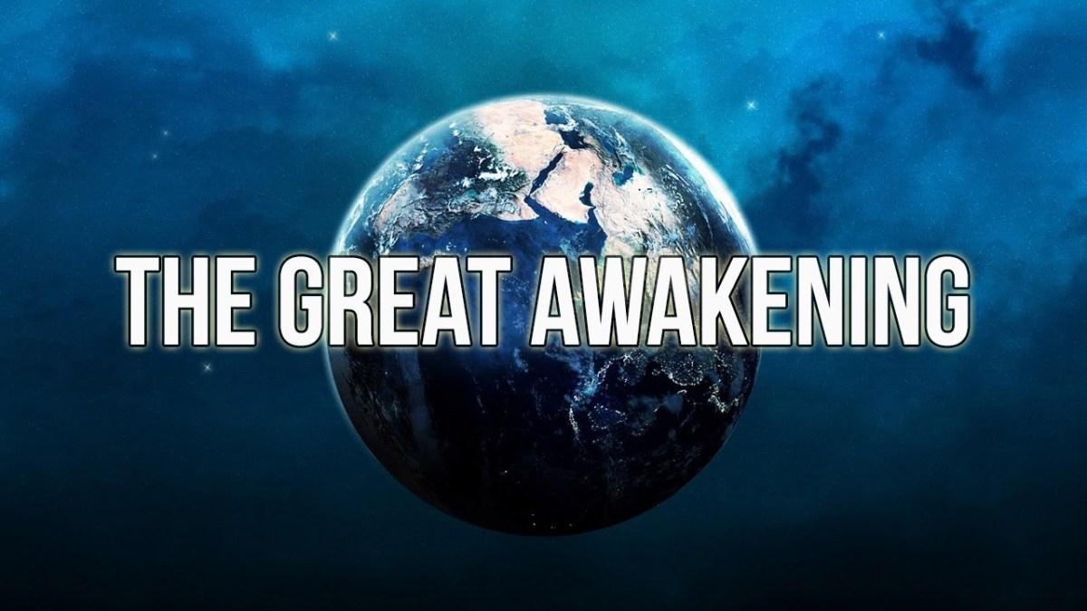 The Great Awakening – Jayden Johnson – September 25, 2016