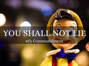 10 Commandments: Don't Lie – Samuel Burger – August 6, 2017