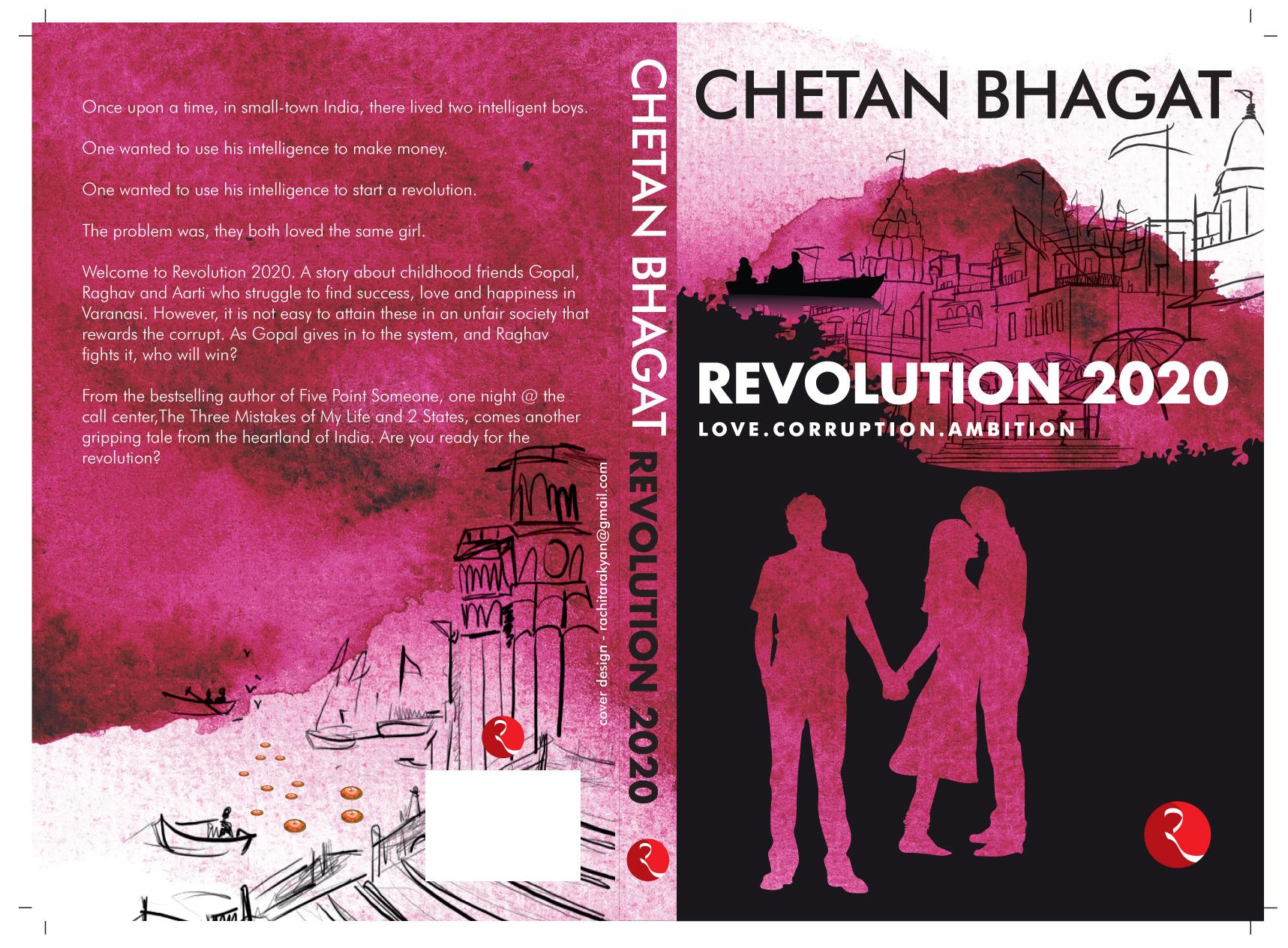Chetan Bhagat Revolution 20 20 Pdf