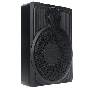 Bakeey 600W Subwoofer 12V Car Ultra-thin 10-inch With Tweeter Subwoofer Dedicated Full-range Subwoofer