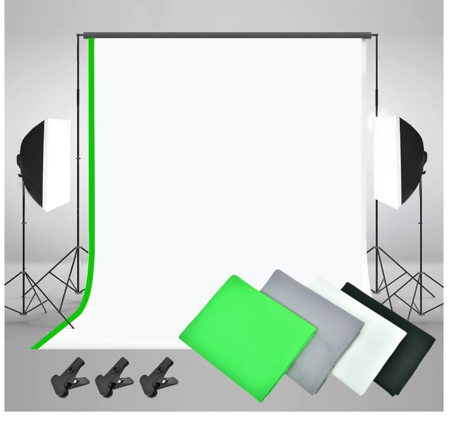 Pro Photo Studio Kit