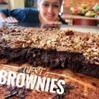 Best fudgy Chocolate Brownies!