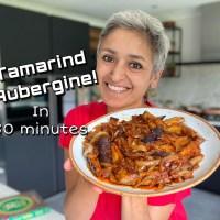 Tamarind Aubergine Curry
